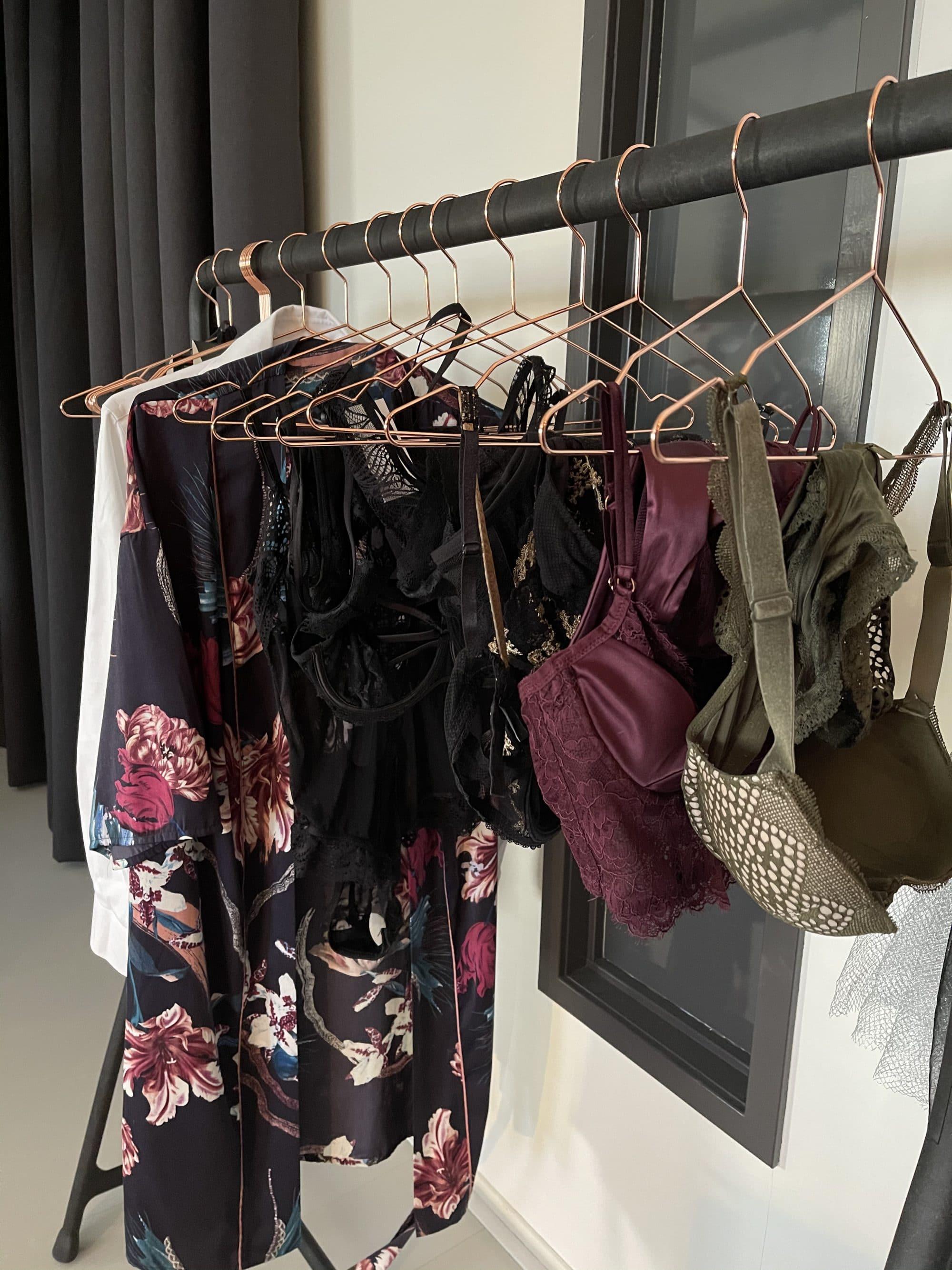 lingerie boudoir