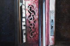 Acryl & oil on canvas 2020