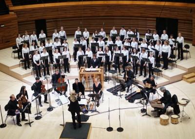MAITRISE DE RADIO FRANCE   SOFIE JANIN  LES MUSICIENS DE SAINT JULIEN     FRANCOIS   LAZAREVICH  JEAN RONDEAU   orgue