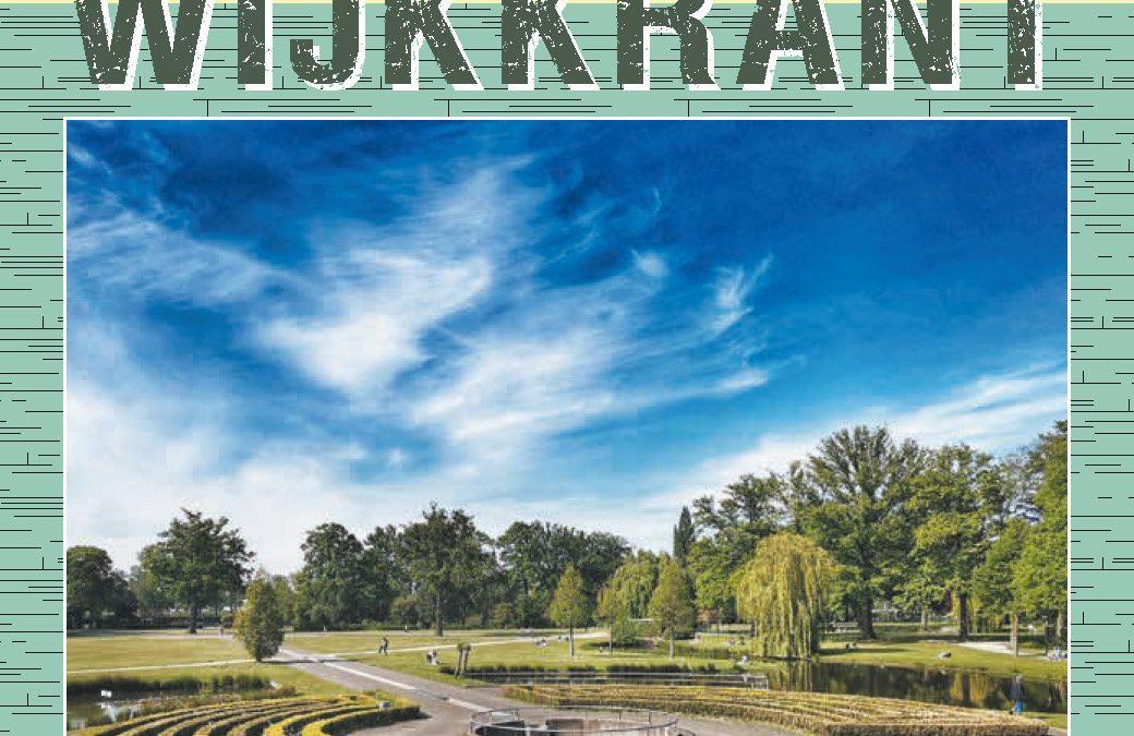 Dédé in Wijkkrant Horstlanden