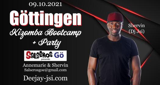 09.10.21 Göttingen Kizomba Bootcamp + Party Annemarie + Deejay Jsi In Göttingen Germany mobile