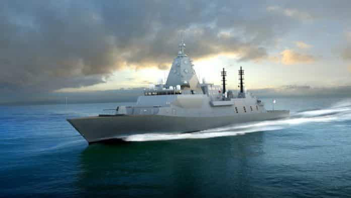 Type 26 frigate