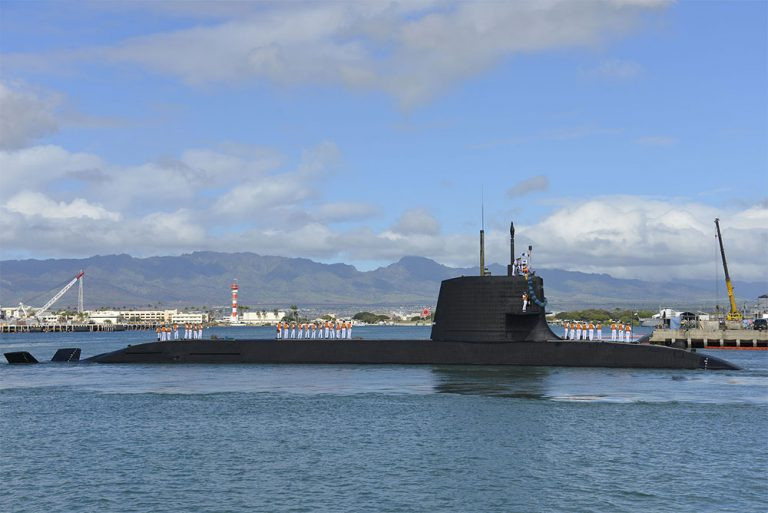 Japan commissions 10th Sōryū-Class Attack Submarine