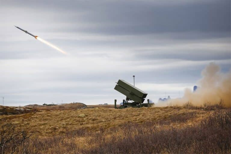 NASAMS selected by Australia for new air defence capability