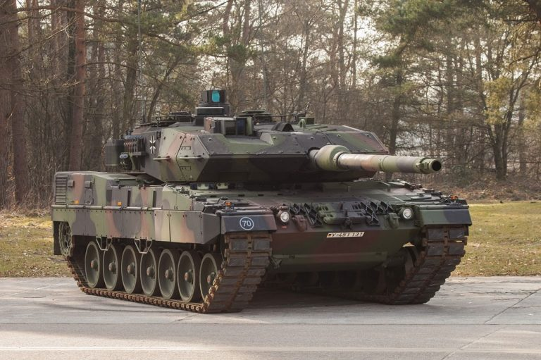 German parliament approves funding for Leopard 2 upgrades