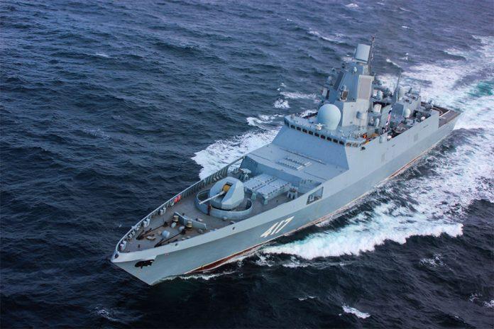 Russian Navy armament plan