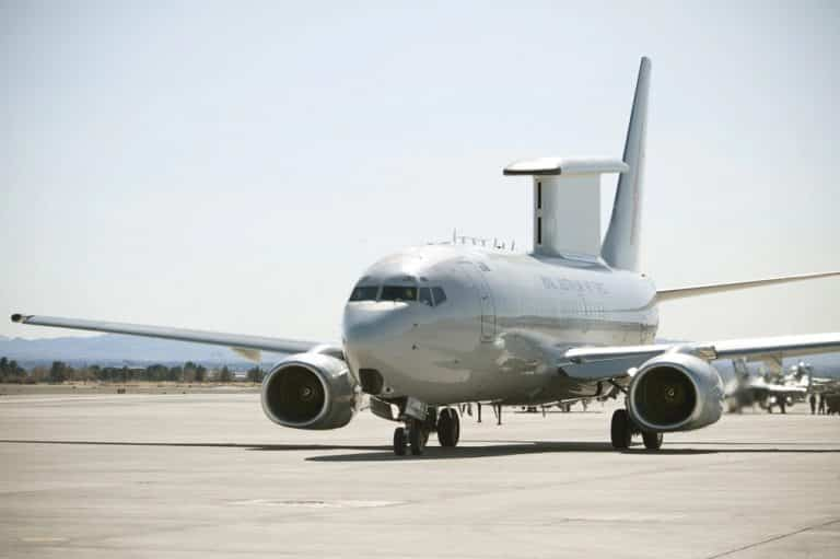 UK signs deal to purchase five E-7 early warning radar aircraft