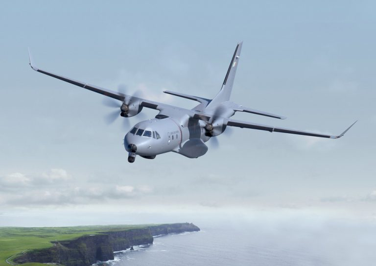 Ireland orders two Airbus C295 MPA aircraft