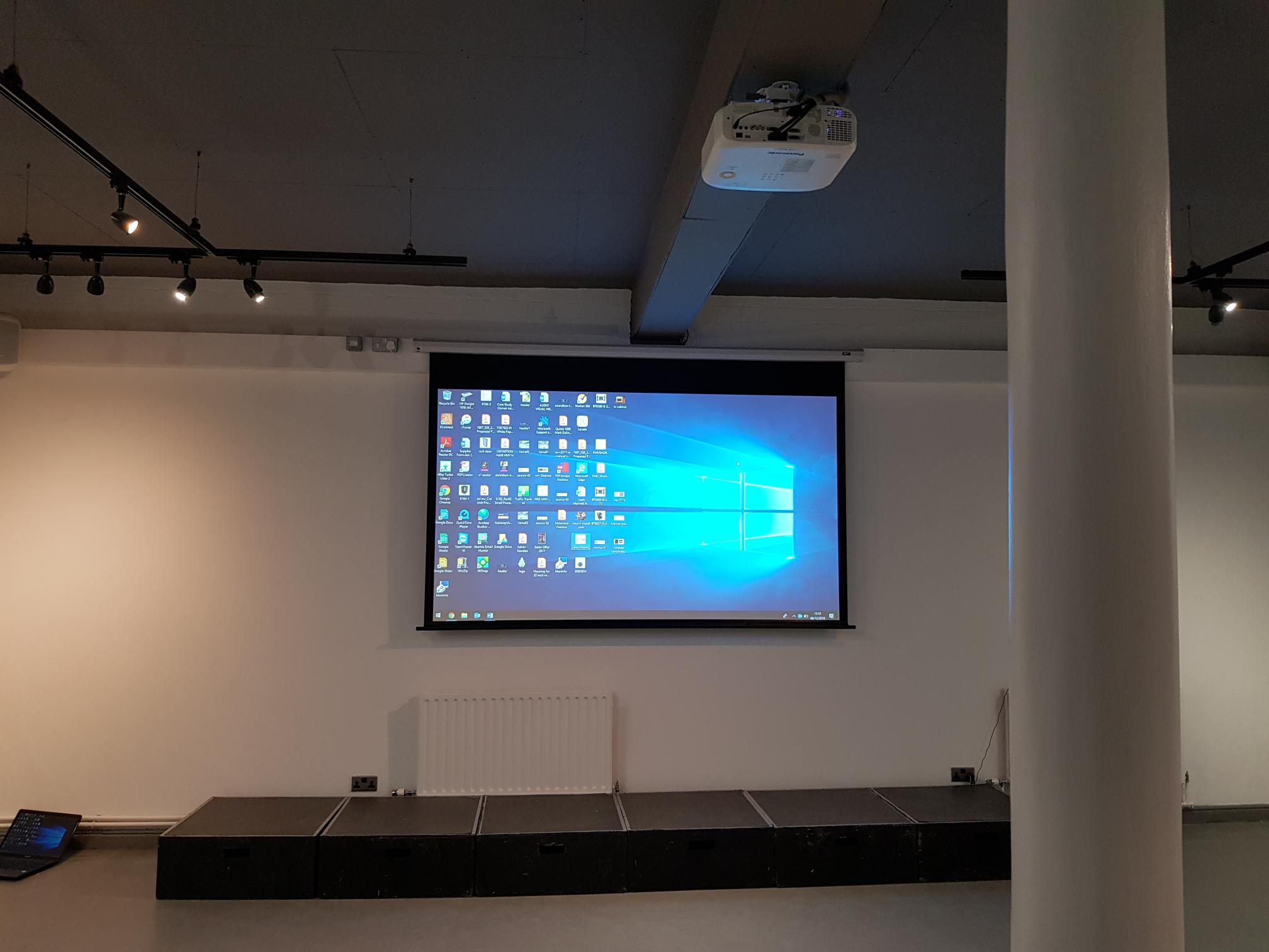 Audio visual Installation