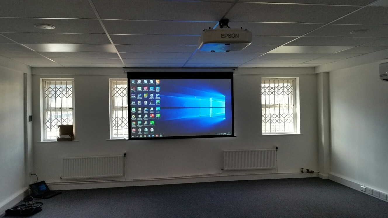 audio visual installation services manchester
