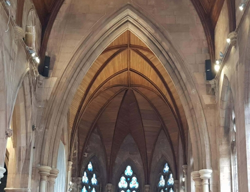 Church Audio Visual Installation York