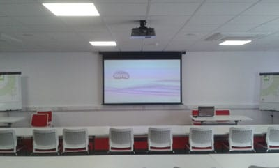 projector installation scunthorpe