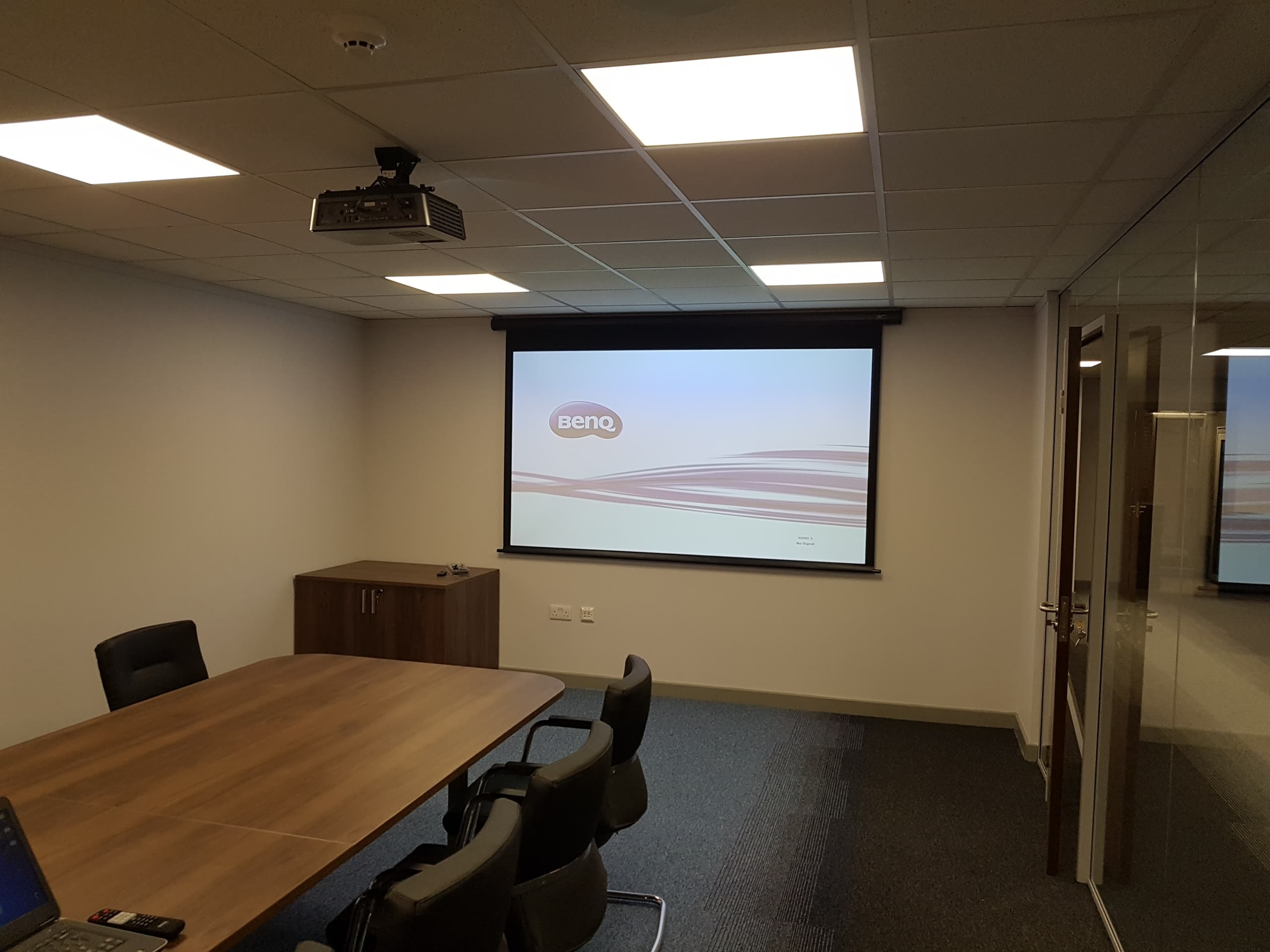 AV installation warrington