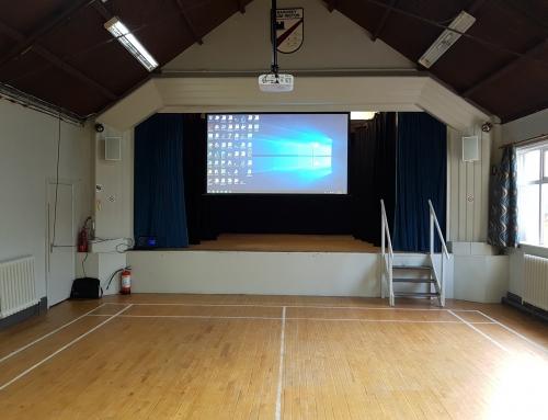 Audio Visual Installations Leeds