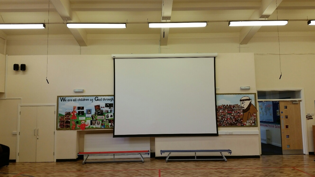 Audiovisual Installation Doncaster