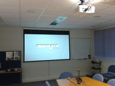 audio visual installation harrogate