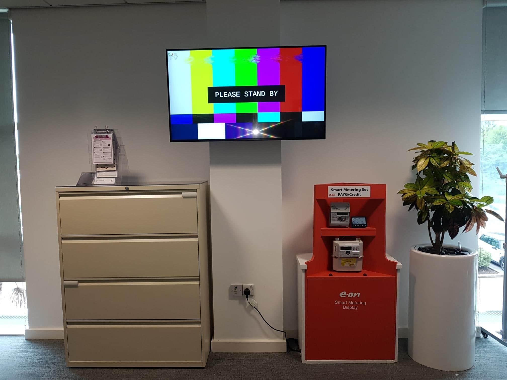 digital signage installers leeds