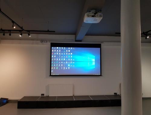 Projector Installation Leeds