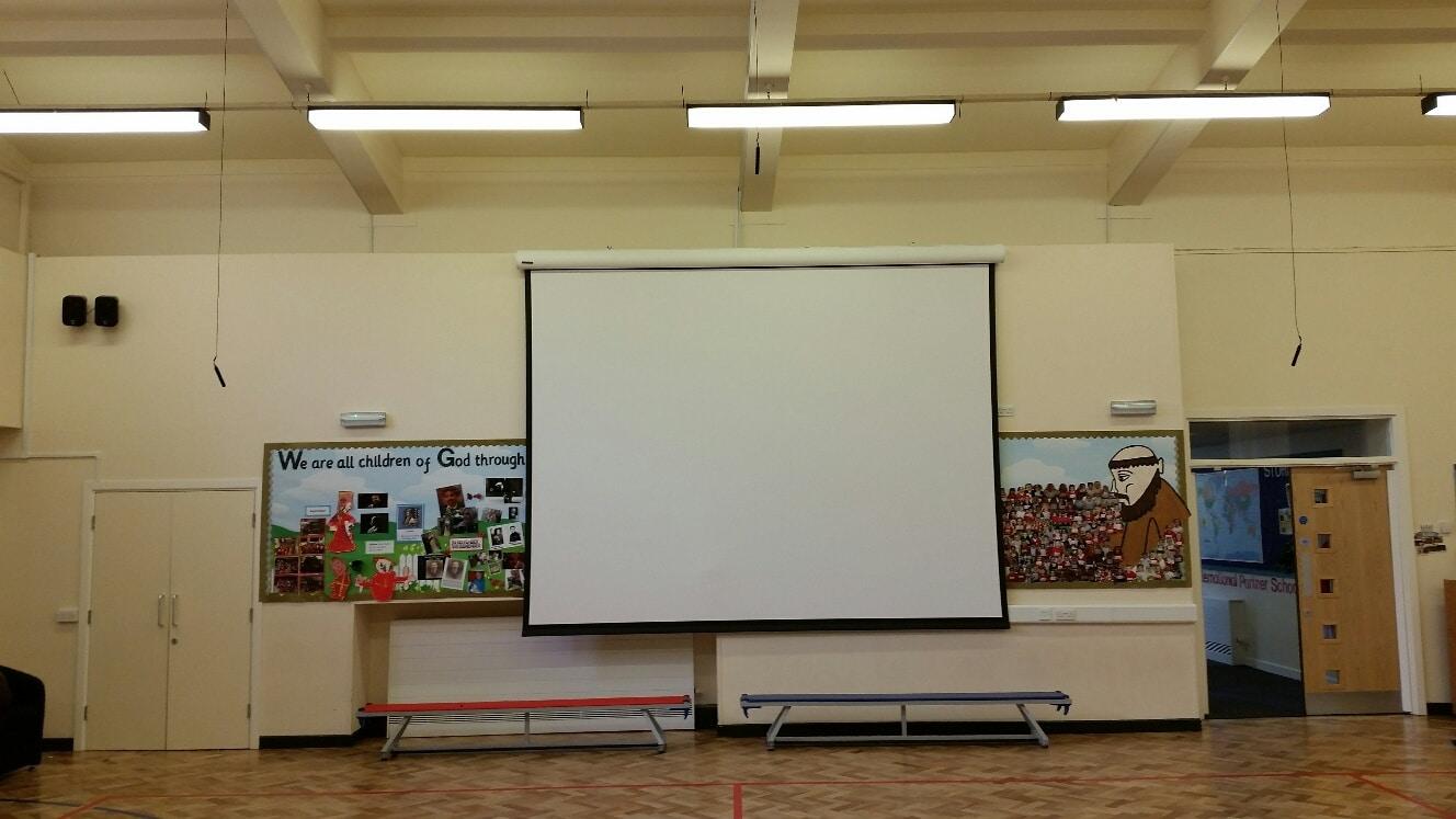 school sound system installation