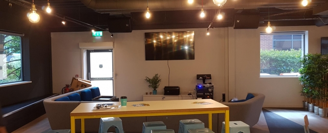 sound system installations sheffield