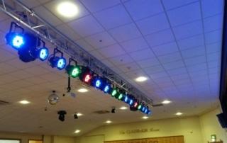 stage lighting installation leeds