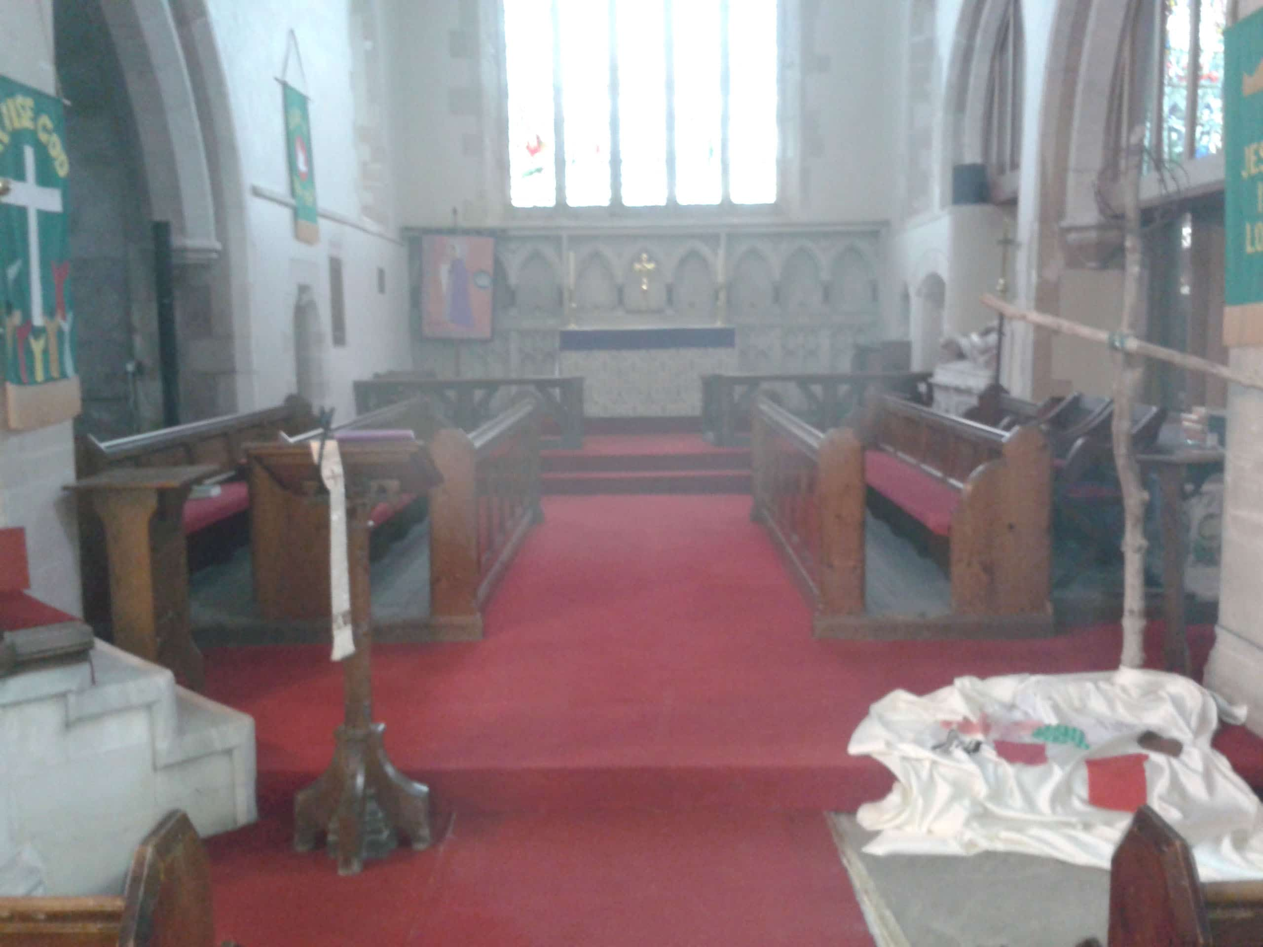 church audio installations