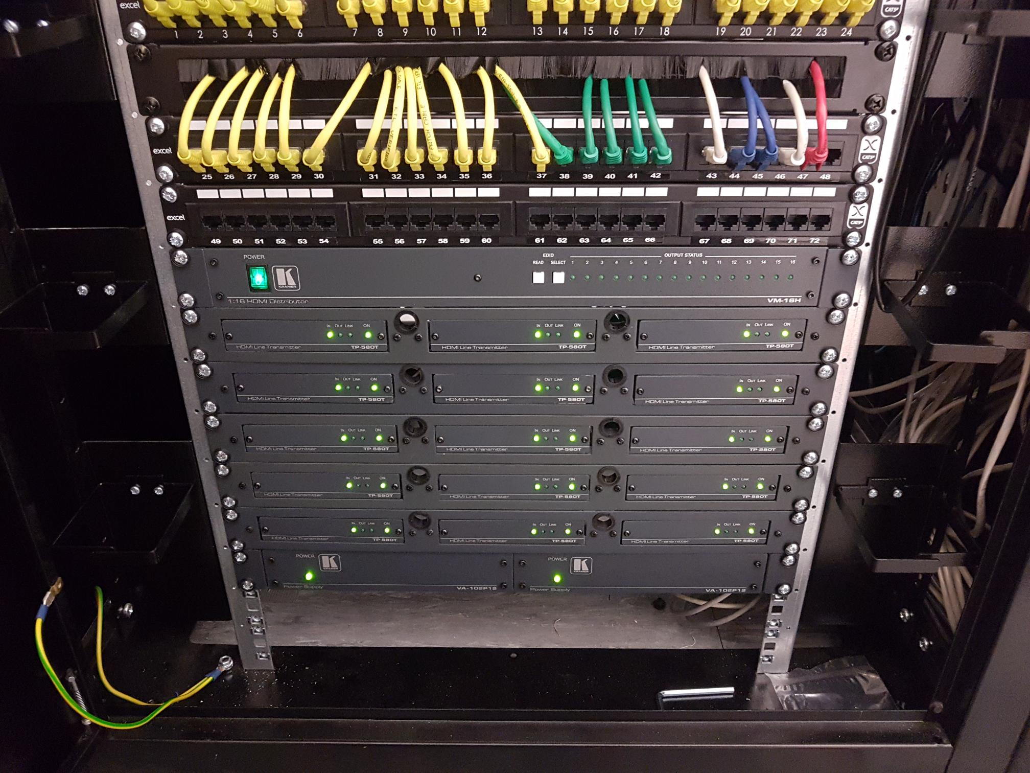 hdmi distribution installation leeds