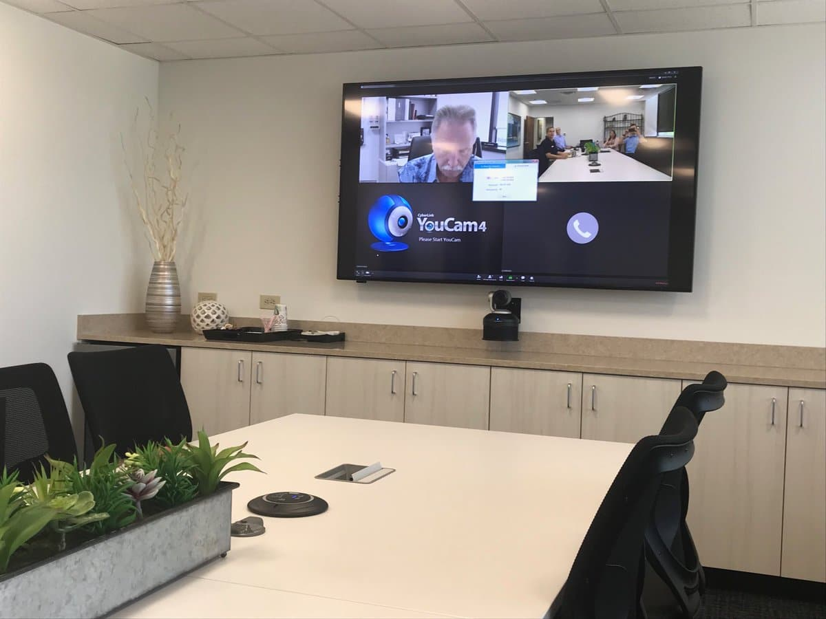 video conferencing install
