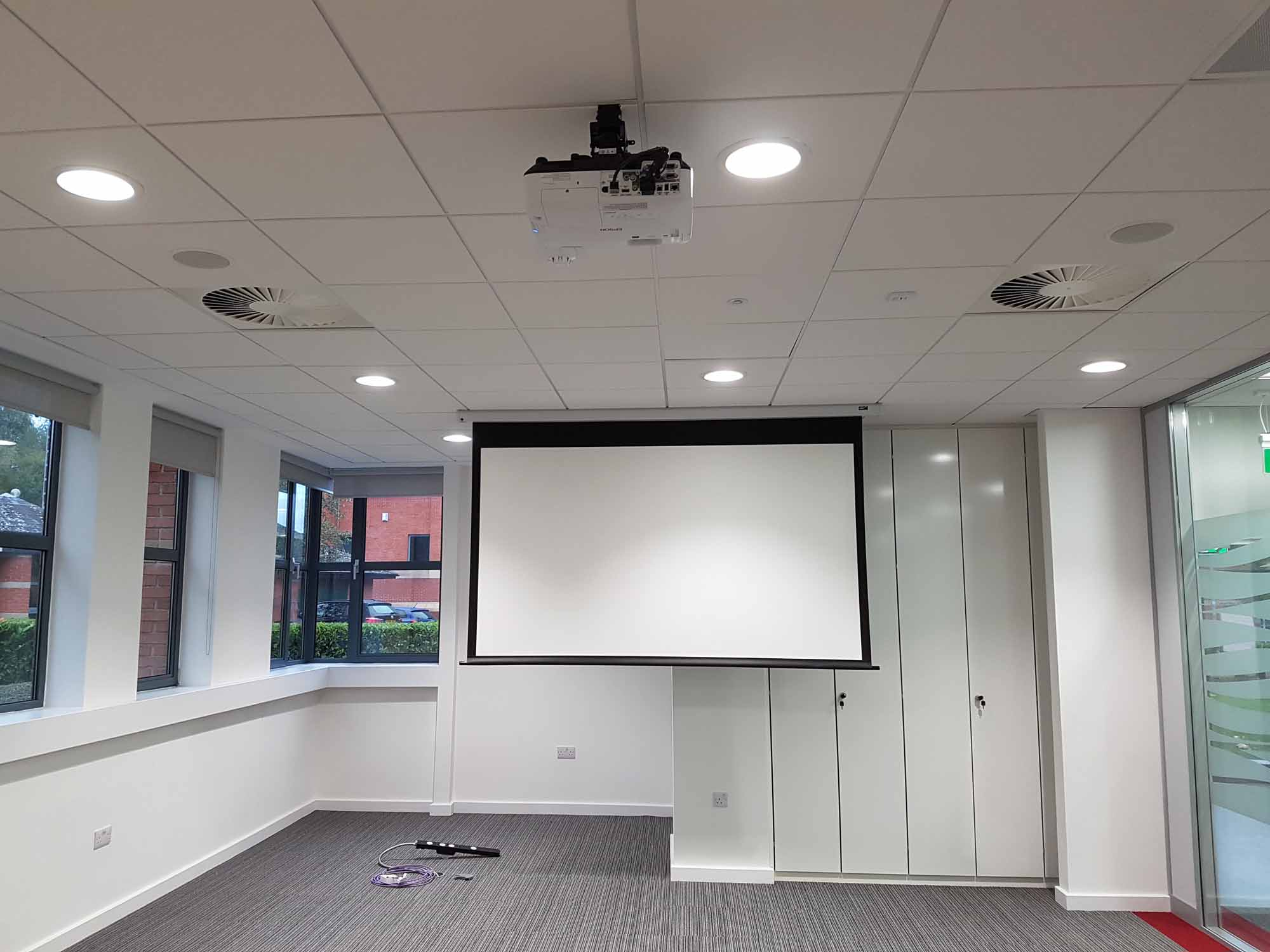 Audio Visual Install West Yorkshire