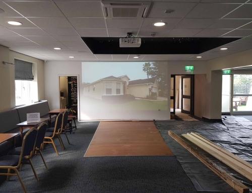 Audio Visual Installation Dewsbury