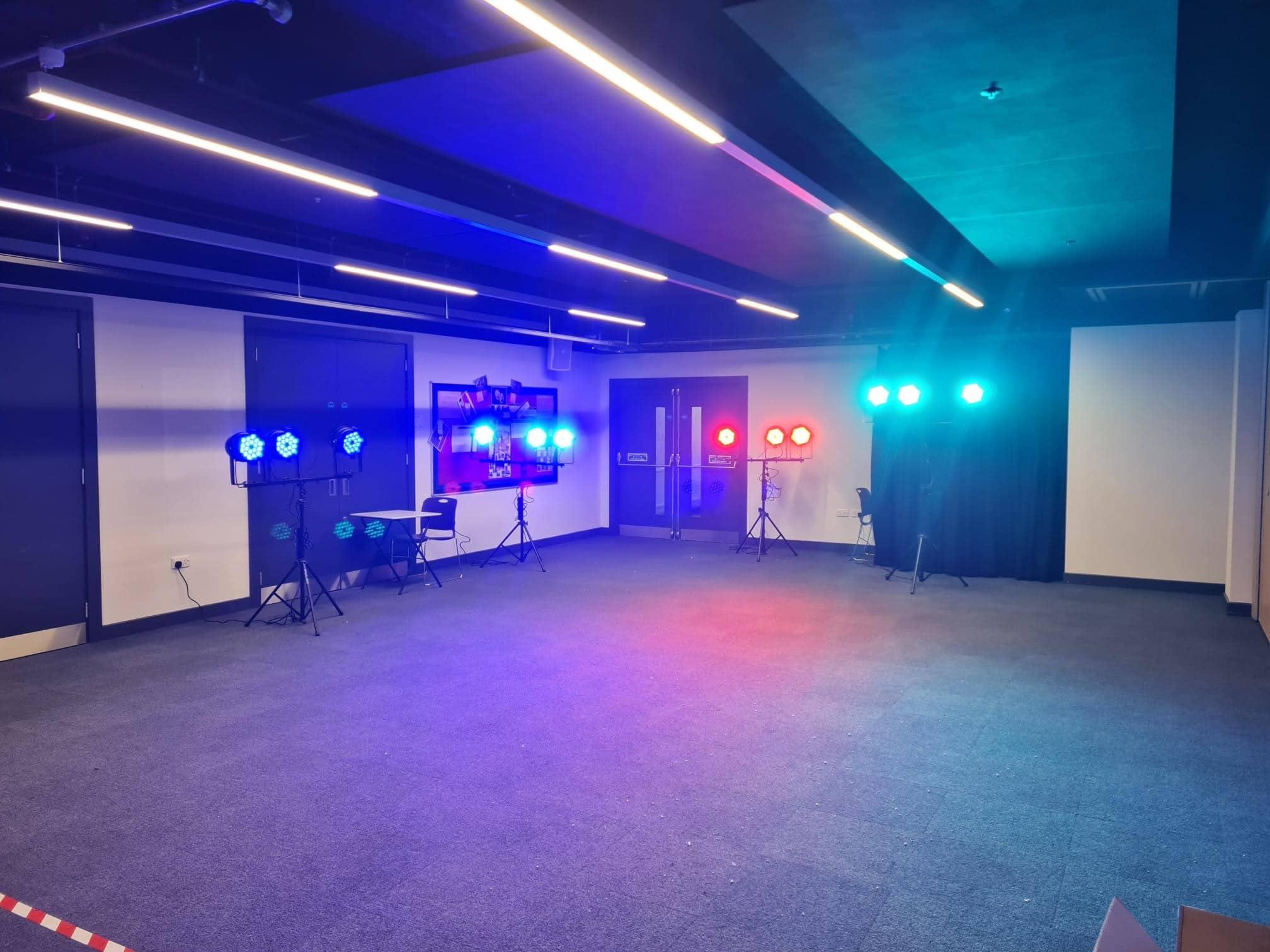 led lighting installation halifax