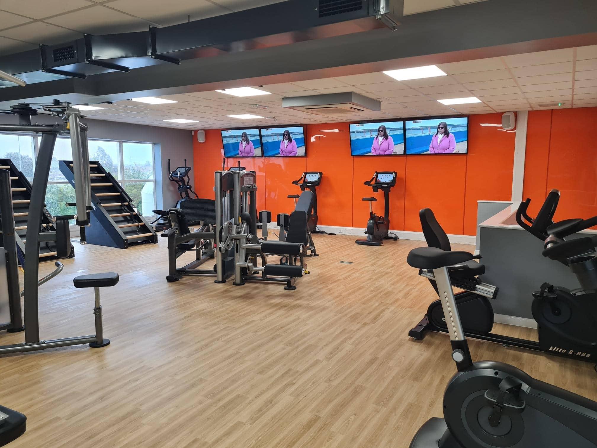 gym av installation doncaster