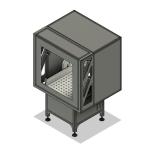 CNC-Fräse mit Umhausung [für Fusion360]