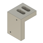 Pos. 15 Adapter Referenzschalter Y-Achse [1x]