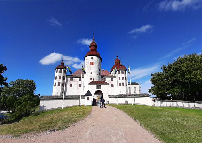 Lacko-slott-Lidkoping