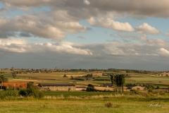Site-view-on-nieuwkerke-cloudy