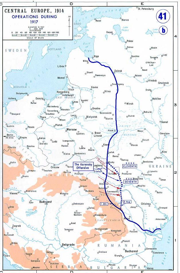 Oostelijke Frontlijn
