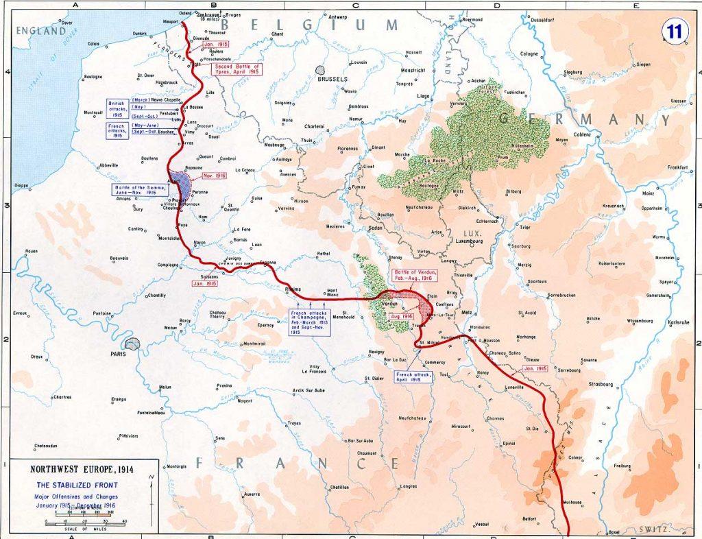 Westelijke Frontlijn