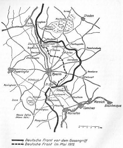 Frontlijn Westhoek