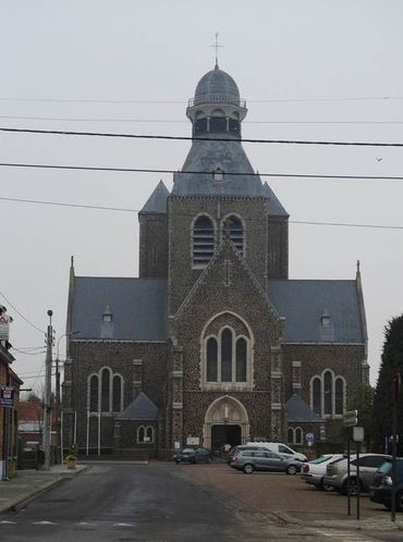 Mesen St Niklaaskerk