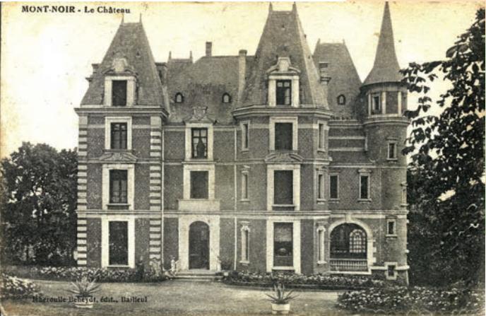 Kasteel Cleenewerck de Crayencour  Sint-Jans-Cappel,