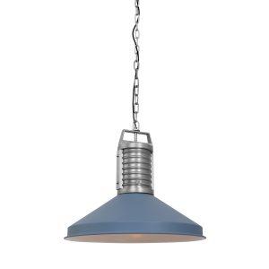 Hanglamp Anne Lighting Brusk - Blauw-8755BL