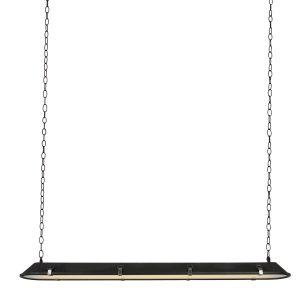 Hanglamp Anne Lighting Tubalar - Zwart-1571ZW