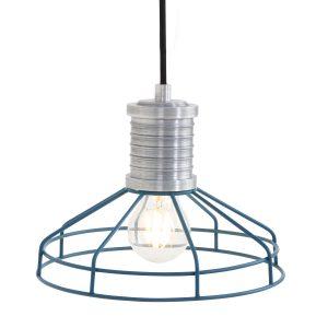 Hanglamp Anne Lighting Wire-O - Blauw-7694BL