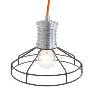 Hanglamp Anne Lighting Wire-O - Grijs-7694GR