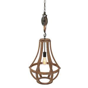 Hanglamp Anne Lighting liberty bell - Beuken-1349BE