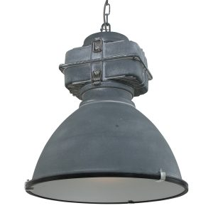 Hanglamp Mexlite Densi - Grijs-7779GR