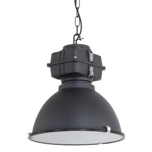 Hanglamp Mexlite Densi - Zwart-7881ZW