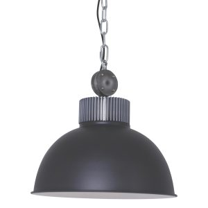 Hanglamp Mexlite Dinko - Zwart-1455ZW