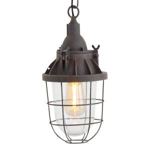 Hanglamp Mexlite Ebbe - Bruin-7890B